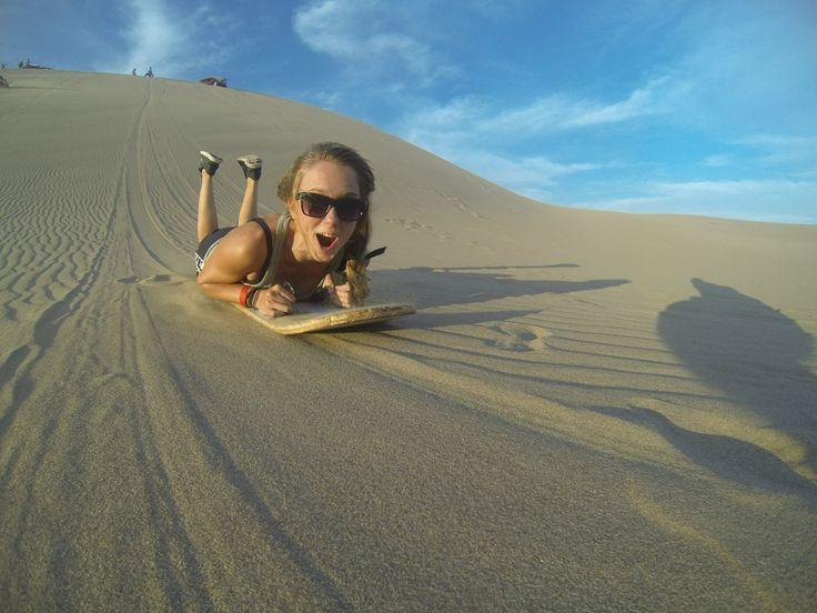 Ecuador, Galapagos, Peru & Bolivia. Adventuredk. Travling. Travel. Nature. Culture. Sandboard