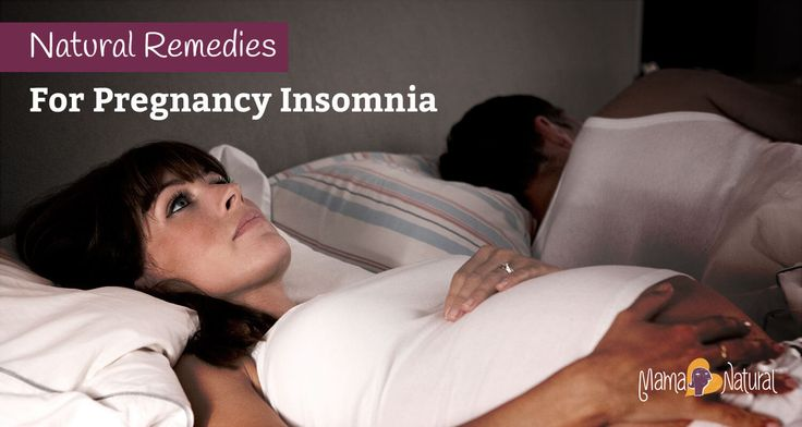 Is pregnancy insomnia hitting you hard? Not getting enough sleep during pregnancy is tough. Here are some tips for getting the rest you need, naturally.