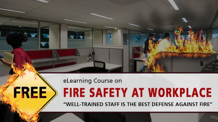 Swift eLearning Brings You Free Online Fire Safety Induction Course	  Having created a number of online safety training courses, Swift eLearning Services Pvt. Ltd. is delighted to offer FREE ONLINE COURSE on Fire Safety Training. This course aims at bringing fire safety awareness among the employees and reducing the risks of fire at workplace. It also helps you comply with fire safety law. Throughout this eLearning course, learner will gain an understanding of fire safety awareness and how…