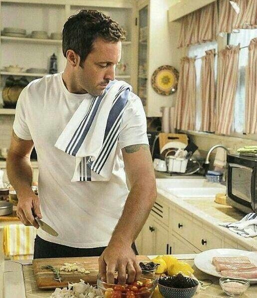 H50 7.07 Steve cooks!