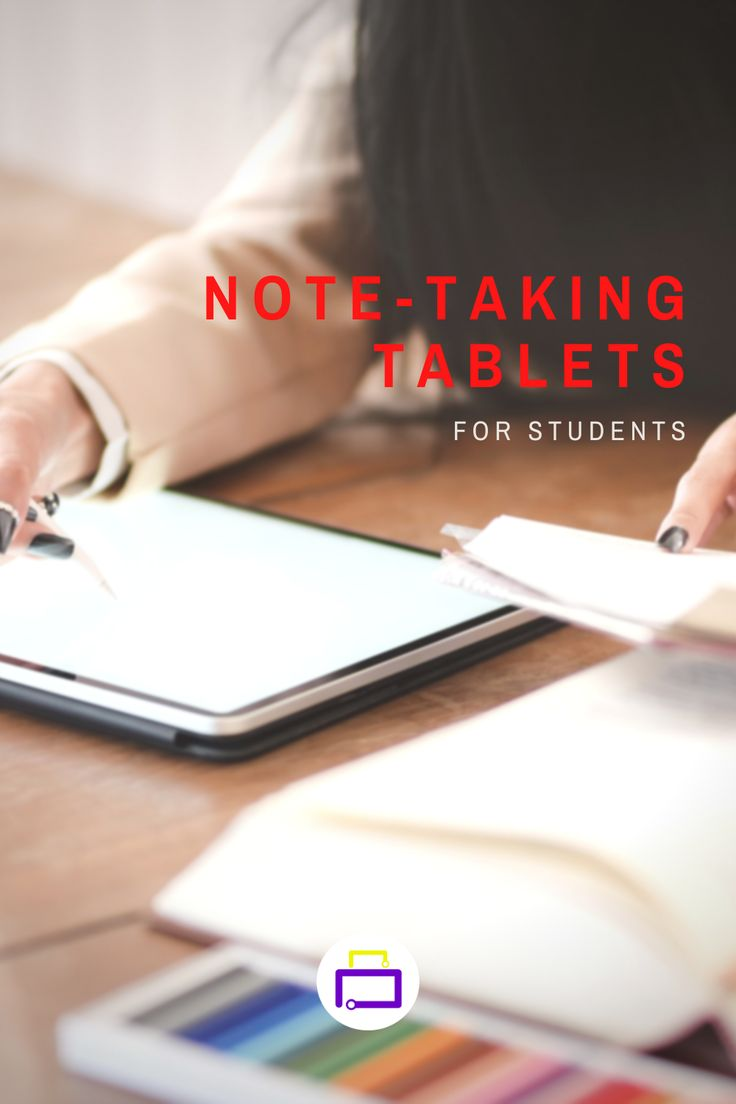 Notetaking tablets for students in 2020 Tablet, Samsung