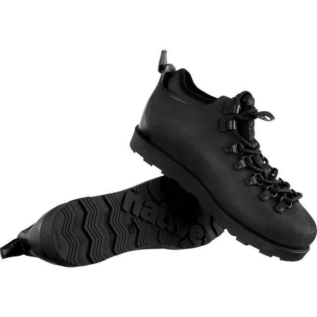 Trekkingowe Damskie Native Native Czarne Fitzsimmons Citylite Jiffy Black Timberland Boots Boots Light Boots