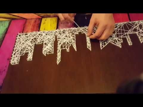How to do String Art