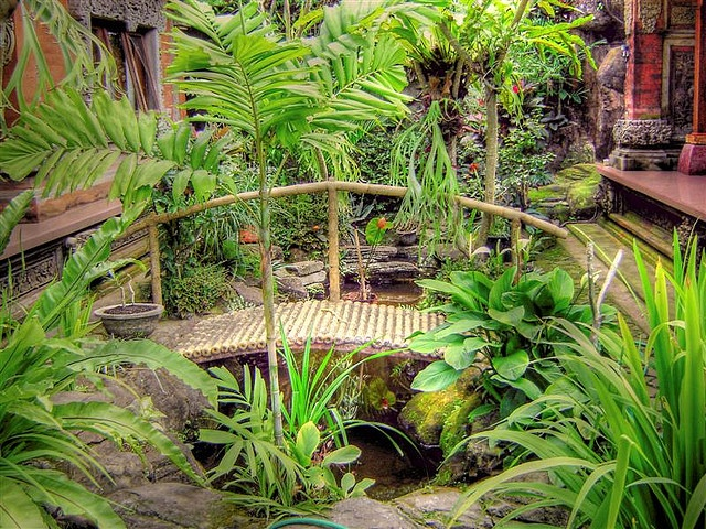 Bali temple garden my style inside and outside for Balinese garden design