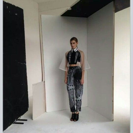 Behind the scenes #SS15 collection shoot. #handcrafted in #shoreditch #london 125 #bricklane #fashion #design #madeinlondon #LFW