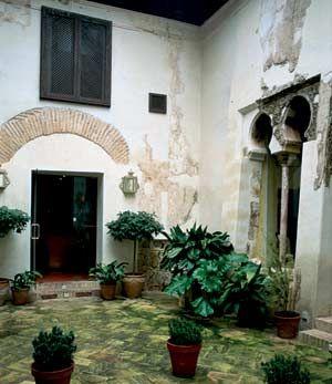 CVC. El jardín andalusí. Introducción.