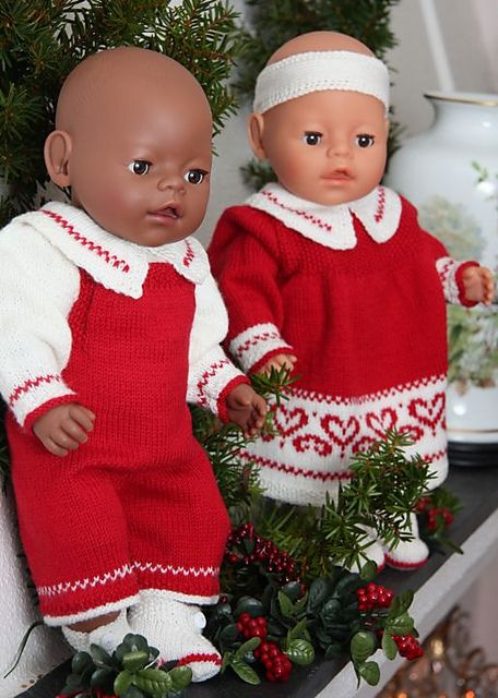"""Also fits other 17""""-18"""" dolls like Chou Chou and Annebell."""