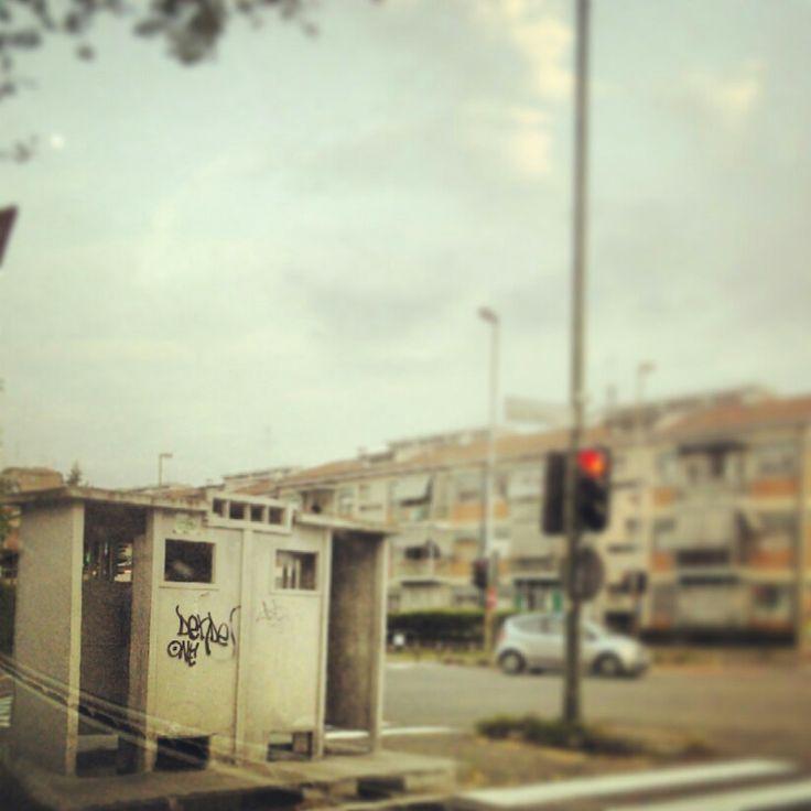 Particolare di Torino che pensavo non ci fosse più. Rude Torino #LnM #rudetorino