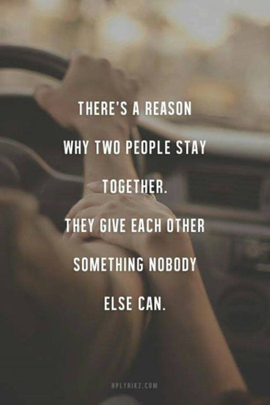 I think its beautiful hpw 2 ppl can stay tpgether. Fight for what they know and make it work. All u couples are wonderful
