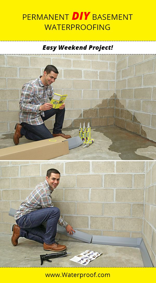 SquidGee Dry Systems gives you the opportunity to waterproof your basement like a PRO on a DIY budget! It's affordable, dependable, and taps into hydrostatic pressure in your basement walls! The only skill needed is the ability to follow instructions.