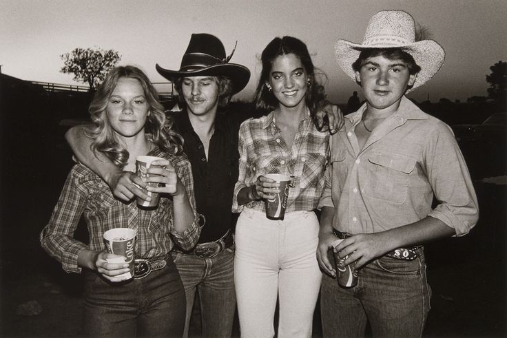 Texas teens in the 70s