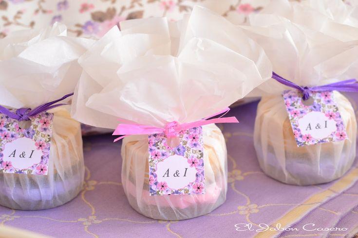 Detalles de boda bálsamos naturales artesanales. Elaborados y personalizados para la boda de A & I