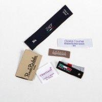 Etichette tessute ed etichette in tessuto: ci sono delle differenze? - Etichettificio Pugliese