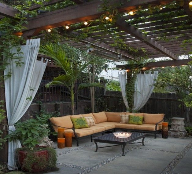 25+ best ideas about Pergola shade on Pinterest | Retractable ...