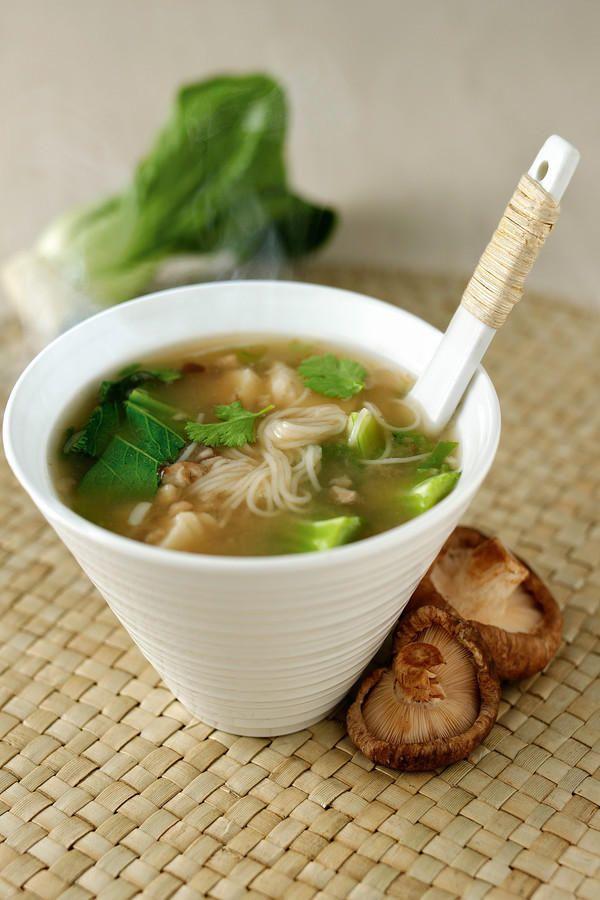 Quick Miso Fish Soup  #Vitamix #Recipe,  Go To www.likegossip.com to get more Gossip News!