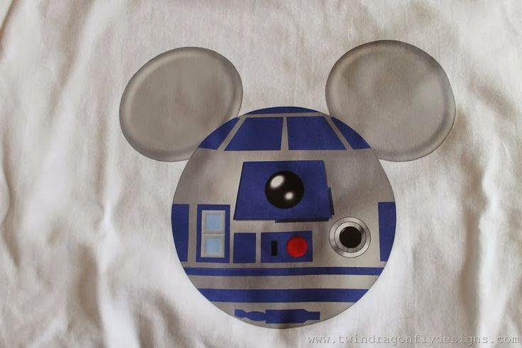 Star Wars Mickey Mouse Shirts (3)