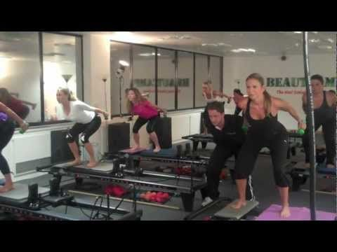 Bootcamp Pilates London - Behind the scenes