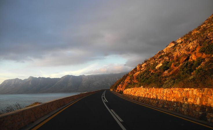 Coastal Road 45 mins from Cape Town  Morning location