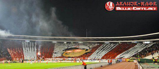 Crvena Zvezda - Napredak 08.03.2014