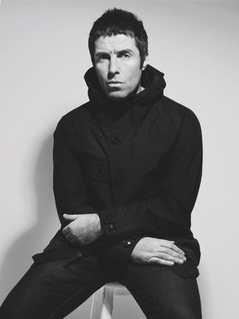 Official website for Liam Gallagher.