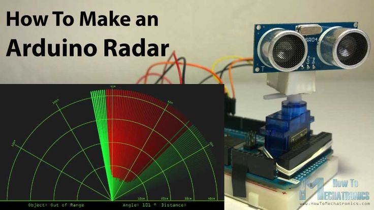 In this project I will show you how you can make this cool looking Arduino Radar using the Arduino Board and the Processing Development Environment.