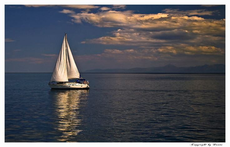 Sailing... - Skiathos, Sporades, Greece