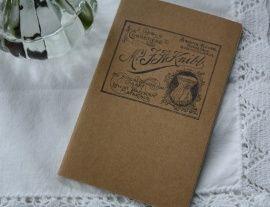 Notebook Corseterie, MaisonFrench.nl