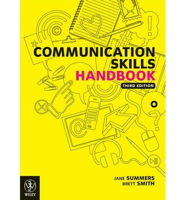This handbook has been designed to assist students to effectively prepare and present written and verbal material. It provides practical tips and deals with the major problems students are likely to encounter in the preparation and presentation of material for assessment.  .