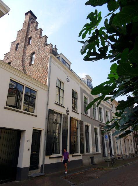 Street in Utrecht, Netherlands
