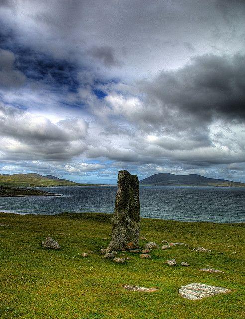 Macleod Stone, Scotland