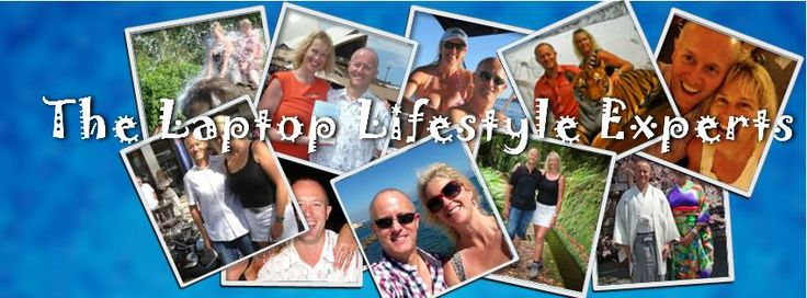 "COMING SOON! Greg and Fiona Scott are the Laptop Lifestyle Experts and authors of the most practical and useful of books, ""Living a Laptop Lifestyle"". They have personally coached and mentored around 300 people to build online businesses, giving them the freedom to work from anywhere in the world - as these two grinning Kiwis do. Where in the globe are they now?"