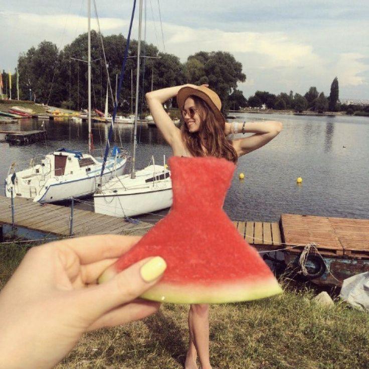 Fruchtige Mode: DAS ist der neueste Instagram-Trend und wir LIEBEN ihn!