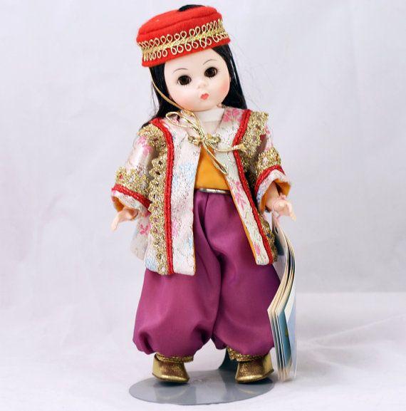 Turkey Madame Alexander 8 International Doll by tylerstoys on Etsy