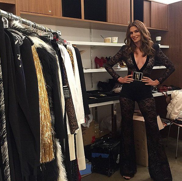 14 Reasons We Have a Full-Fledged Obsession With Cindy Crawford's Instagram: As any '90s child remembers, Cindy Crawford was the queen of the catwalk.