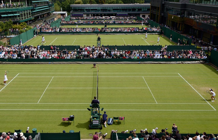 The Championships, Wimbledon 2012 - Official Site by IBM - Matches In Progress
