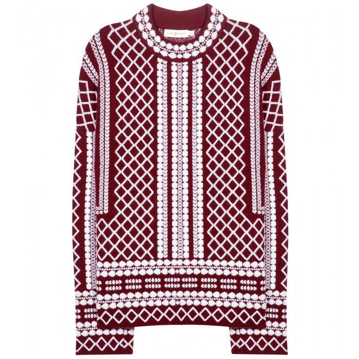 Tory Burch - Wool-blend sweater - mytheresa.com