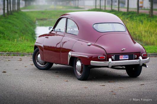 1957 Saab 93A