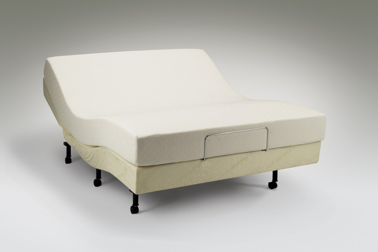 Customize Your Sleeping Position With A Power Adjustable
