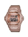 Casio Women's BG169G-4 Baby G Pink Champaign Watch - #watches #brandnamewatches #womenswatches -   With the launch of its first watch in November 1974, Casio entered the wristwatch market at a time when the watch industry had just discovered digital