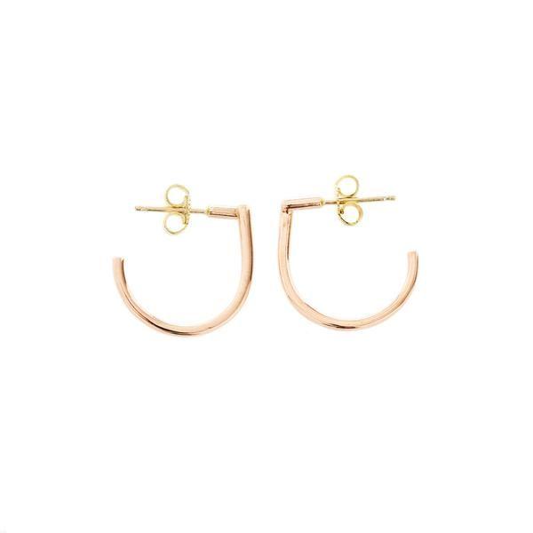 RUMI   Murmur Earrings in Rose Gold