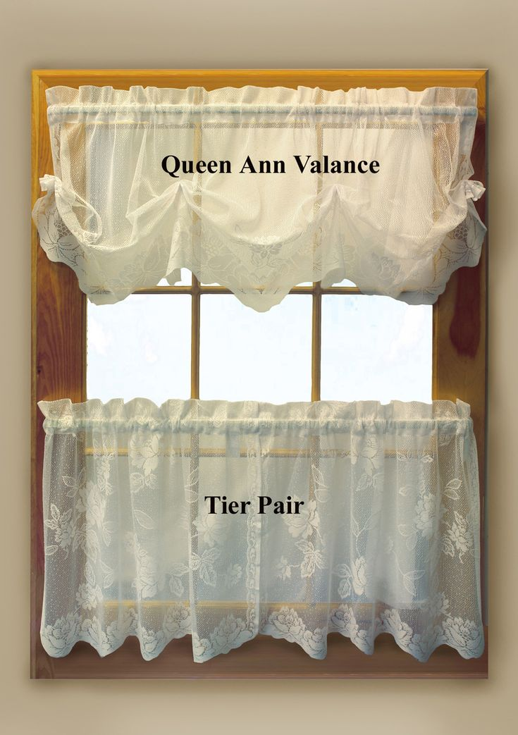 leeanne lace tier curtains tier