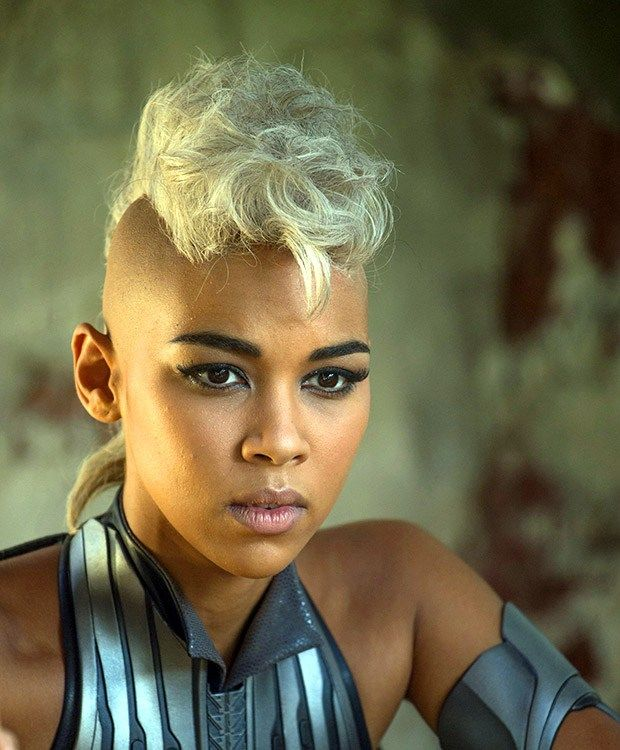 Alexandra Shipp is Storm in X-Men: Apocalypse out on May 27, 2016