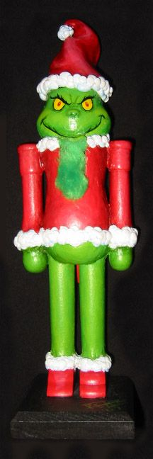 The Grinch Nutcracker