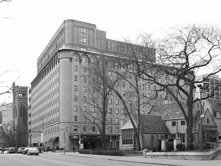 Webster Hall, built in 1926, was designed by Henry ...