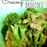 If you need some help eating your veggies (let's face it, some of them don't taste that great) then you may love this next recipe! This creamy garlic broccoli will have you eating more and more [...]