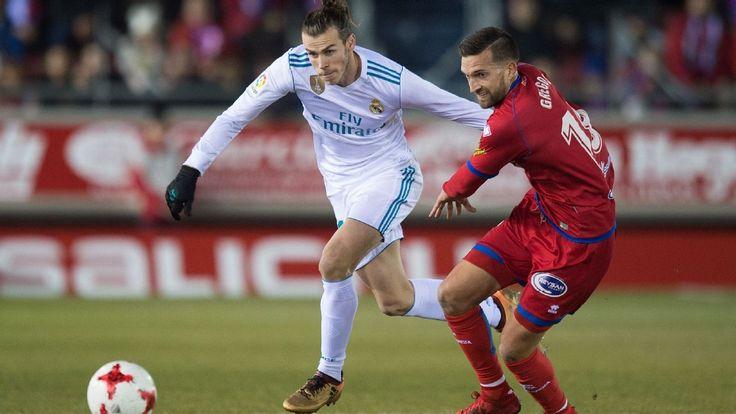 Zinedine Zidane: Madrid want Gareth Bale playing regularly after injury