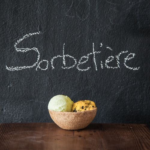 La Sorbetiere in Woodstock. The best place for sorbets in Cape Town