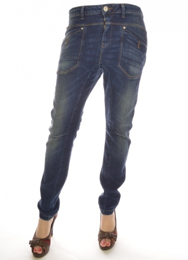 JEANS DAMES MARLE X blauw LTB Jeans