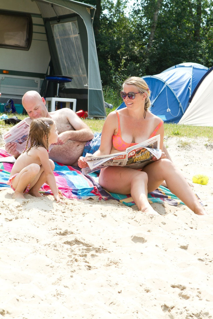 strandvakantie met gezin bij vakantiepark het Stoetenslagh