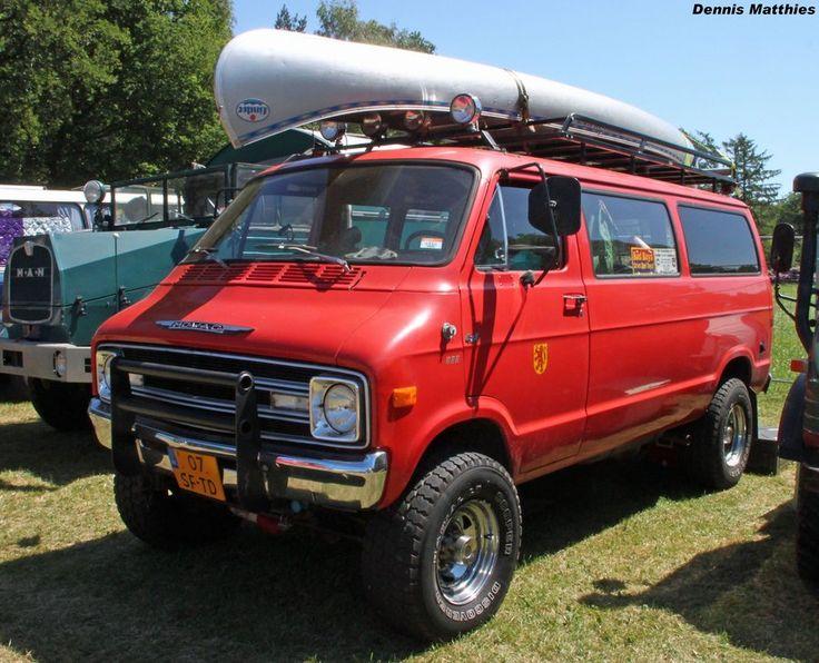 Dodge Van by *Mechanicman on deviantART